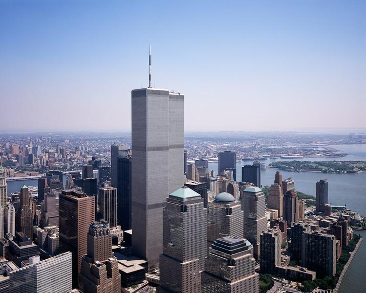 New York World Trade Center[© Carol M. Highsmith]