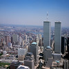 World Trade Center Taken a couple months before the 9/11 tragedy.