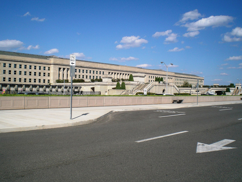 """Pentagon Memorial[Leslie Johnston: <a href=""""http://www.flickr.com/photos/lljohnston/"""">http://www.flickr.com/photos/lljohnston/</a> License: <a href=""""http://creativecommons.org/licenses/by-nc-nd/2.0/"""">http://creativecommons.org/licenses/by-nc-nd/2.0/</a>]"""