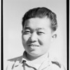 2000-03-22: Benji Iguchi, tractor driver (portrait) Manzanar Relocation Center, California