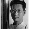 2000-07-13: Michael Yonemetsu, [i.e., Yonemitsu] x-ray specialist, Manzanar Relocation Center, California