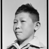 2000-03-23: Katsumi Yoshimura, 2 of 3, Manzanar Relocation Center, California