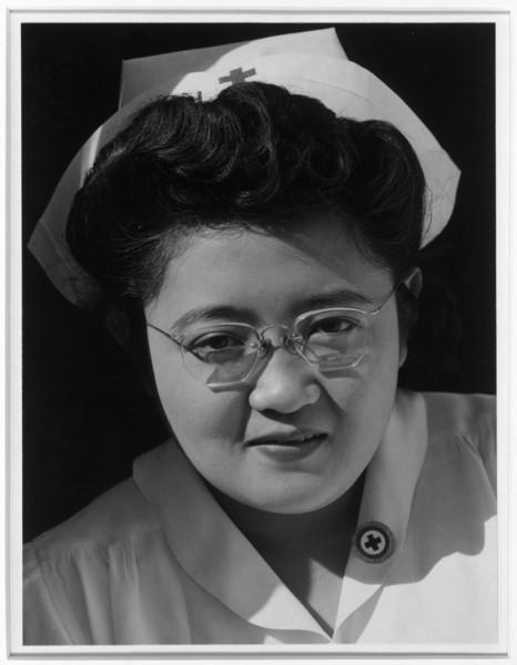 2000-07-13: Catherine Natsuko Yamaguchi, Red Cross instructor, Manzanar Relocation Center, Cal.