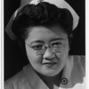 2000-07-13: Catherine Natsuko Yamaguchi, Red Cross instructor, Manzanar Relocation Center, Cal.