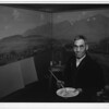 2000-07-13: C.T. Hibino, artist, Manzanar Relocation Center