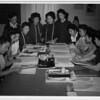 2000-07-13: Mrs. Ryie Yoshizawa, teacher of fashion and designing, etc., Manzanar Relocation Center, Manzanar, California
