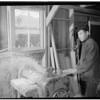 2000-03-23: Hidimi Tayenaka (woodworker), Manzanar Relocation Center, California