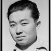 2001-03-28: Benji Iguchi, tractor driver (portrait) Manzanar Relocation Center, California