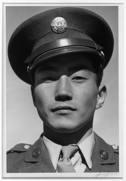 2000-07-13: Corporal Jimmie Shohara, Manzanar Relocation Center, Calif.