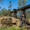 BVRT: Railway bridge over Logan Creek