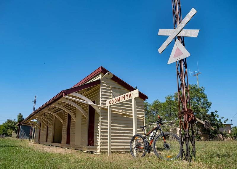 BVRT: Coominya Railway Station