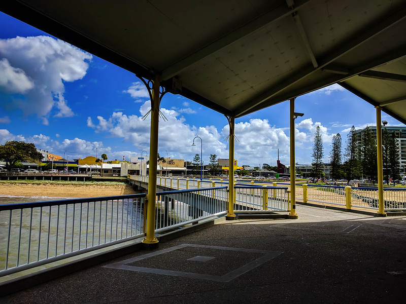 View from the Redcliffe Jetty