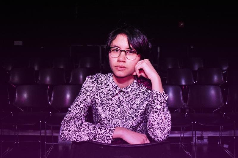 Maya Lin-Bronner, CC '19, Set Designer