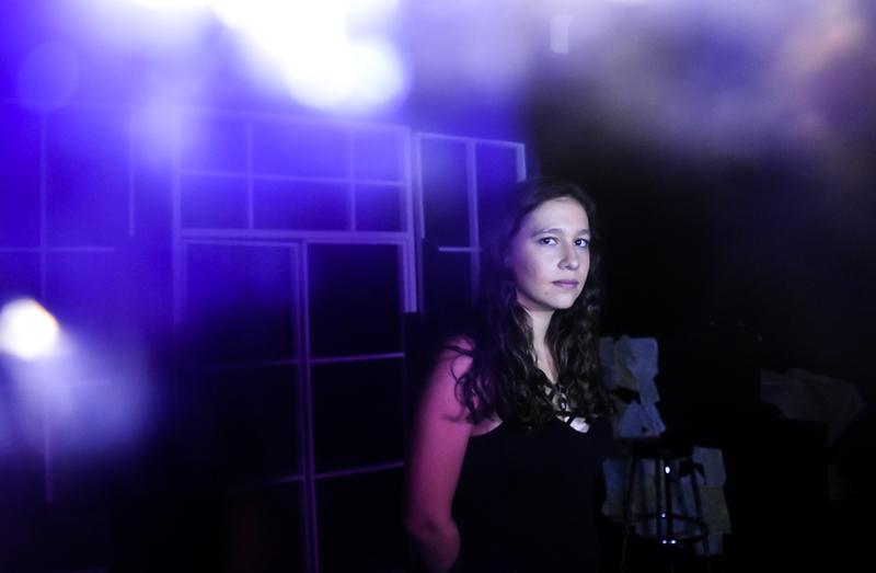 Hannah Rubinstein, BC '21, Tech Director