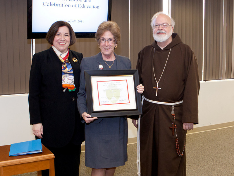 Catholic Schools Convocation Jan. 6, 2011. Pilot photo by Gregory L. Tracy