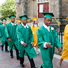 Cathedral High grads arrive for graduation on Saturday, May 31. <br /> Pilot photo/ Patrick E. O'Connor
