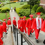 2014 Catholic high school graduations