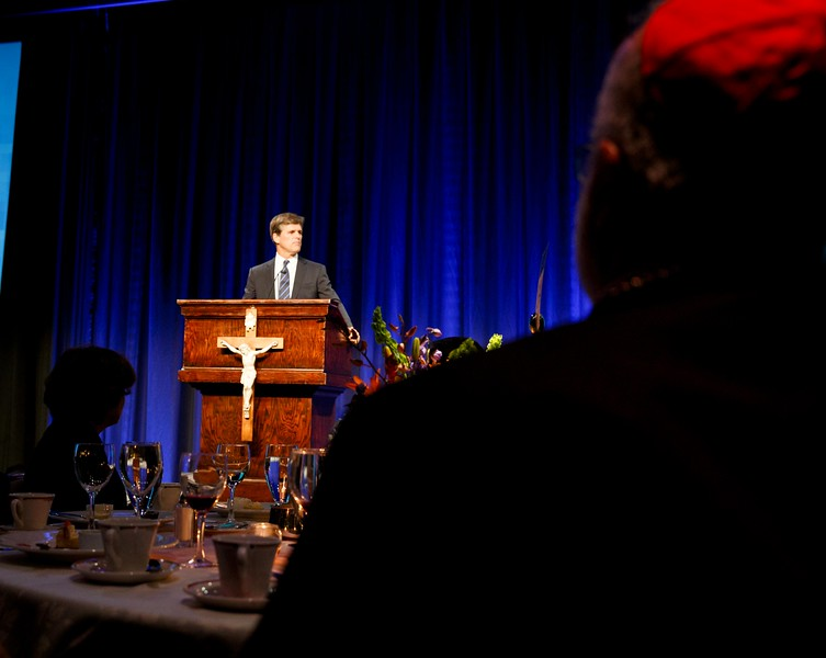 Celebration of the Priesthood Dinner Sept. 22, 2016.<br /> Pilot photo/ Gregory L. Tracy