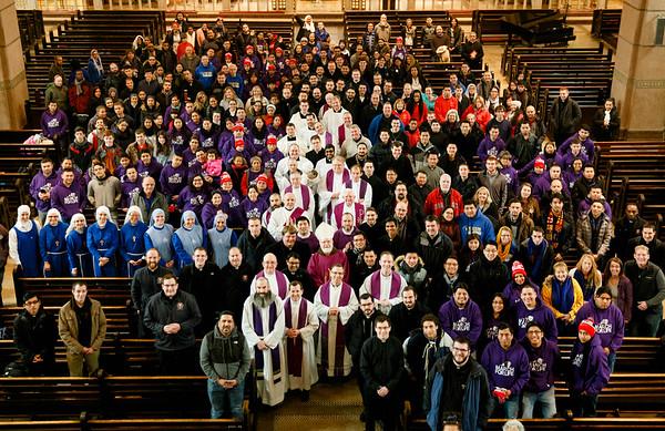 2016 Pro-Life Pilgrim Mass