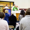Archdiocesan Social Justice Convocation 2016, held at Boston College High School Nov. 5, 2016.<br /> Pilot photo/ Mark Labbe