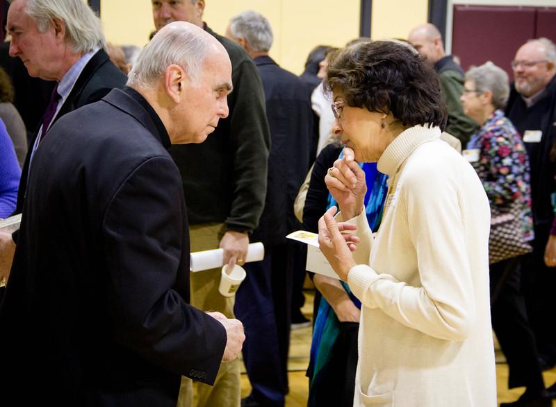 Archdiocesan Social Justice Convocation 2016, held at Boston College High School Nov. 5, 2016.<br /> Pilot photo/ Mark Labbe