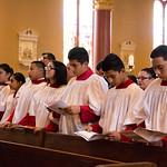 2017 Altar Server Mass