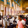 Altar Server Appreciation Mass, Oct. 21, 2017, St. Mary Church in Waltham.<br /> Pilot photo/ Kelsey Cronin