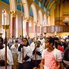 Altar Server Appreciation Mass, Oct. 21, 2017, St. Mary Church in Waltham.<br /> Pilot photo/ Kelsey Cronin