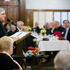 Boston Area Order of Malta annual Mass and Dinner, Oct. 21, 2017 at St. John's Seminary in Brighton.<br /> Pilot photo/ Gregory L. Tracy