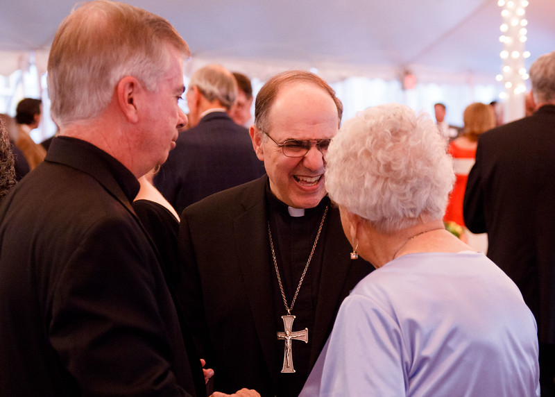 Pope St. John XXIII National Seminary Lawn Party, Sept. 27, 2017.<br /> Pilot photo/ Mark Labbe