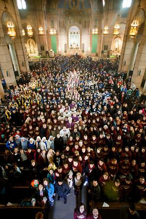 2017 Prolife Pilgrim Mass