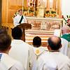 World Mission Sunday Mass, St. Columbkille's Brighton, Oct. 22, 2017.<br /> Pilot photo/ Mark Labbe