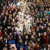 Cardinal Sean P. O'Malley celebrates Mass for pro-life pilgrims attending the March for Life at the Shine of the Sacred Heart in Washington, D.C., Jan. 19, 2018.<br /> Pilot photo/ Gregory L. Tracy
