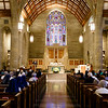 Mass and reception for women religious jubilarians, Sept. 16, 2018.<br /> Pilot photo/ Gregory L. Tracy