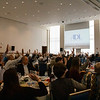 "Anti-Defamation League's 12th annual ""Nation of Immigrants"" Community Seder Seder, held on March 24, 2019 at the UMass Boston Campus Center.<br /> Pilot photo/ Jacqueline Tetrault"