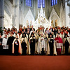"""""""An Ecumenical Commemoration of Holy Saints and Martyrs of the Armenian Genocide"""", held at the Cathedral of the Holy Cross in Boston April 23, 2016. (Photo by Gregory L. Tracy, The Pilot)"""