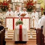 Bishop John Boles Funeral Mass