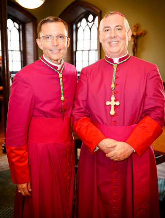 Ordination of Bishops Reed and O'Connell