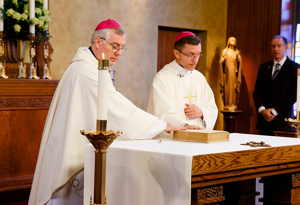 Bishops-elect take Oath of Fidelity