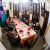 Sept. 19, 2015 – Lunch at San Cristobal Paladar . A paladar is a privately owned restaurant.<br /> Pilot photo/ Gregory L. Tracy