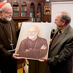 Cardinal attends vespers for Feast of St. Andrew