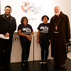 Cardinal O'Malley visits the Youth Center at St. Joseph Parish, Lynn Nov. 9, 2018.<br /> Pilot photo/ Jacqueline Tetrault
