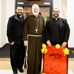 Cardinal visits Lynn youth center