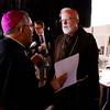 Cardinal O'Malley delivers a joint keynote address with Pastor Rick Warren, senior pastor of Saddleback Church in Lake Forest, Calif., at the World Meeting of Families in Philadelphia Sept. 25, 2015.<br /> Pilot photo/ Gregory L. Tracy