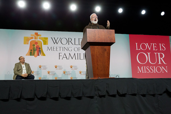 Cardinal's World Meeting of Families keynote