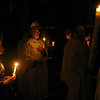 Cardinal Sean P. O'Malley celebrates the Easter Vigil April 23, 2011 at the Cathedral of the Holy Cross. <br /> Pilot photo by Jim Lockwood