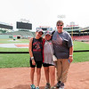 The Catholic Schools Foundation hosts a day at Fenway Park for groups from local Catholic schools, Aug. 31, 2016.<br /> Pilot photo/ Donis Tracy