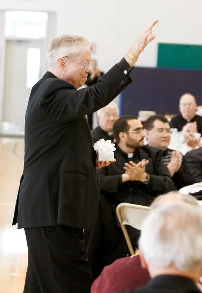 Chrism Mass, April 19, 2011. Pilot photo by Gregory L. Tracy