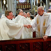 Chrism Mass, April 19, 2011. Pilot photo by Gregory L. Tracy