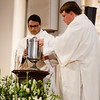 CARDINAL O'MALLEY CELEBRATES 2017 CHRISM MASS